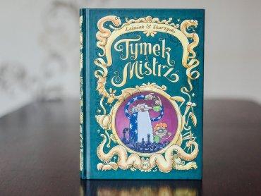 """""""Tymek i Mistrz"""" to krótkie komiksy autorstwa duetu Skarżycki i Leśniak (fot. Ewelina Zielińska)"""