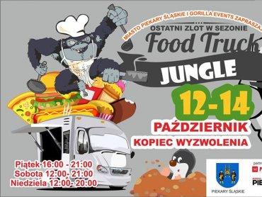 Food truckowa uczta odbędzie się 12-14 października w Piakarach Śląskich (fot. mat. organizatora)