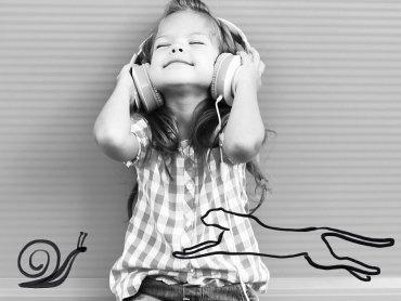 Jak ważne jest tempo dla utworu muzycznego przekonacie się na warsztatach Aukso4Kids (fot. Aukso.pl)