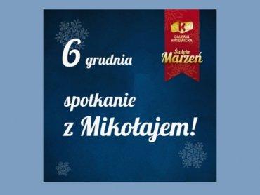Od 6 grudnia w Galerii Katowickiej czeka na dzieci wiele atrakcji (fot. mat. organizatora)