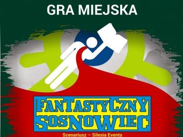 """""""Fantastyczny Sosnowiec"""" to gra miejska, która odbędzie się 8 sierpnia (fot. mat. organizatora)"""