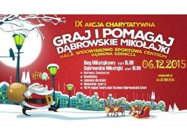 """""""Graj i pomagaj"""" to coroczna impreza charytatywna w Dąbrowie Górniczej (fot. mat. organizatora)"""