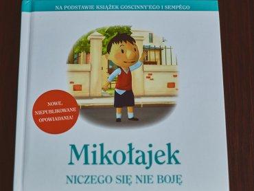 W naszym konkursie możecie wygrać nowe opowiadania o kultowym Mikołajku (fot. Ewelina Zielińska)