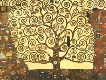 """""""Drzewo życia"""" Gustaw Klimt (fot. mat. organizatora)"""