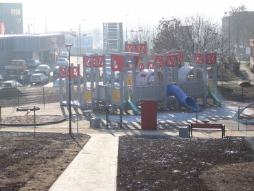 Inwestycja została sfinansowana w większości ze środków unijnych (fot. UM Ruda Śląska)