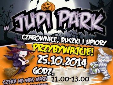 Jupi Park zaprasza na Straszny Bal Halloween (fot. materiały organizatora)