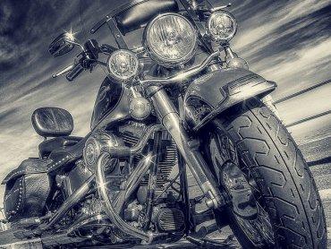 Harley Davidson - legenda motoryzacji (fot. foter.com)