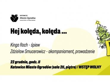 Świąteczne Rodzinne Matinée odbędzie się 22 grudnia w Katowicach (fot. mat. organizatora)