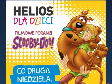 Kino Helios zaprasza na Poranki Filmowe ze Scooby-Doo (fot. materiały kina)