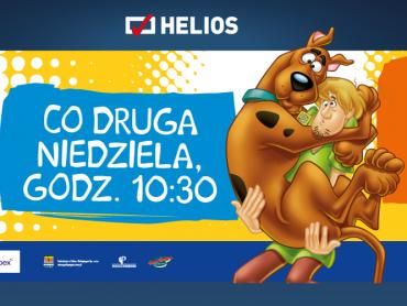 Kino Helios zaprasza na spotkania ze Scooby-Doo (fot. materiały kina)