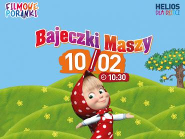 Słynną Maszę będzie można zobaczyć na dużym ekranie 10 lutego o godz. 10.30 (fot. mat. kina Helios)
