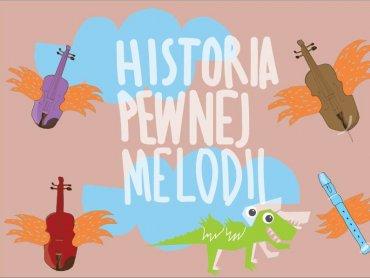 """Wygraj bilety na przedstawienie """"Historia pewnej melodii"""" (fot. mat. Teatru Małego)"""