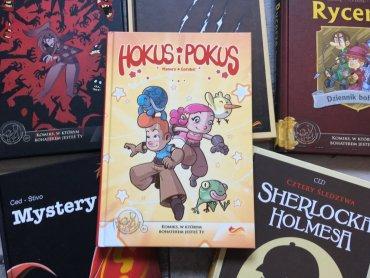 Przygody Hokusa i Pokus zbudowane są na kanwie znanych baśni (fot.Ewelina Zielińska/SilesiaDzieci.pl)