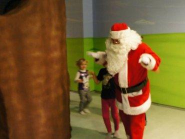 Mikołaj będzie czekać na dzieci w Hula Parku (fot. mat. pras.)