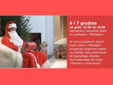 6 i 7 grudnia do IKEA zawita Święty Mikołaj (fot. mat. IKEA)