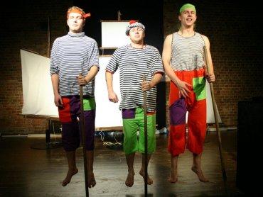 """""""Morskie opowieści Kapitana Guliwera"""" to tytuł najbliższego spektaklu w Teatrze Gry i Ludzie (fot. mat. Teatr Gry i Ludzie)"""