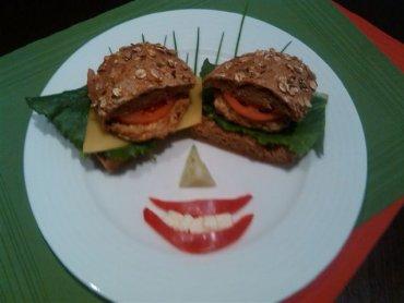Takie kanapki skuszą największego niejadka (fot. Agata Borowczyk)