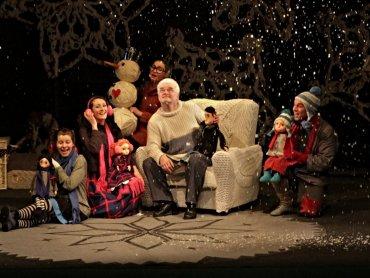 """""""Zimowa przygoda"""" to spektakl jaki zobaczycie w niedzielę w Bytomskim Centrum Kultury (fot. Piotr Kolecki)"""