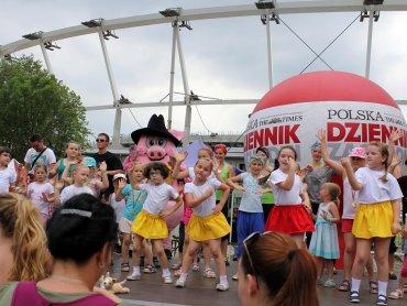 Olimpiada przedszkolaka na Stadionie Śląskim odbędzie się po raz szósty (fot. mat. Stadion Śląski)