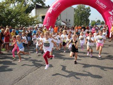Bieg dla dzieci odbędzie się w czterech kategoriach wiekowych (fot. mat. organizatora)