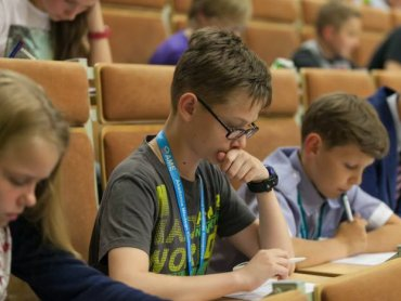 Uniwersytet Ekonomiczny dla dzieci to bezpłatne zajęcia w formie wykładów, warsztatów i dyskusji (fot. Uniwersytet Ekonomiczny w Katowicach)