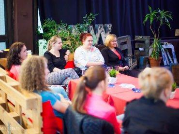 Katowicki oddział Stowarzyszenia Klub Mamuśki działa od 25 maja br., a już cieszy się dużą popularnością wśród mam (fot. mat. stowarzyszenia)