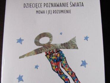 """""""Dziecięce poznawanie świata. Mowa i jej rozumienie"""" to świetna książka dla obecnych i przyszłych rodziców (fot. magda)"""
