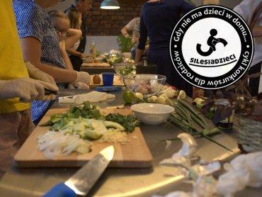Mamy dla Was podwójne zaproszenie na warsztaty w Studiu Kulinarnym Przystanek 11 (fot. mat. Przystanek 11)