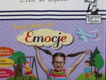Mamy dla Was pakiety edukacyjne od Kapitana Nauki (fot. Ewelina Zielińska)