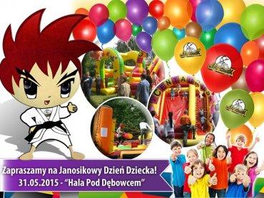 Na hali pod dębowcem odbędzie się Dzień Dziecka (fot. mat. organizatora)