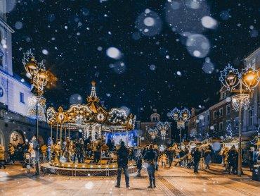 Jarmark rozpocznie się 22 listopada (fot. mat. UM Gliwice)