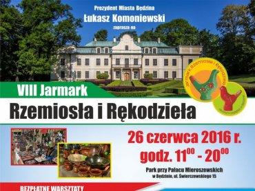 VIII Jarmark Rzemiosła i Rękodzieła wzbogacił się w Strefę Malucha (fot. mat. organizatora)