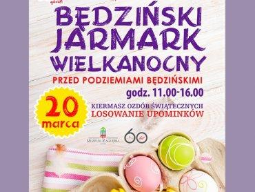 Na jarmarku będzie można kupić swojskie wędliny, jaja, a także ręcznie robione ozdoby wielkanocne (fot. mat. organizatora)
