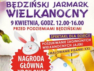 Jarmark odbędzie się przed wejściem do będzińskich podziemi (fot. mat. organizatora)