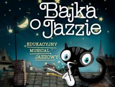 Tajemniczy kot wprowadza w świat muzyki jazzowej (fot. materiały CKK)