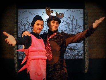 """Mamy dla Was podwójny bilet na """"Dobry las"""" w Teatrze Gry i Ludzie (fot. mat. organizatora)"""