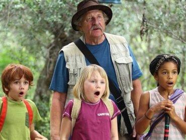 """""""Kacper i Emma na Safari"""" to kolejna propozycja kina Komos, którą zobaczycie w niedzielę (fot. mat. organizatora)"""