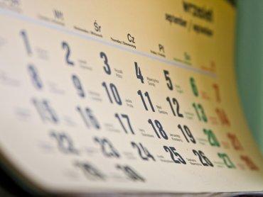 Rok 2015 nie będzie dla nas tak łaskawy jak 2014. Wiele świąt będzie się pokrywać z weekendami (fot. sxc.hu)