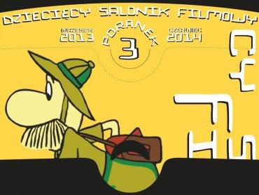 W naszym konkursie można wygrać podwójną wejściówkę do Dziecięcego Saloniku Filmowego (fot. materiały organizatora)