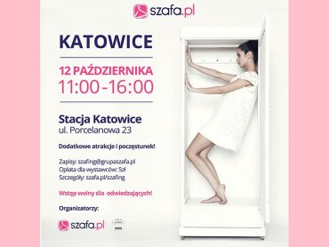 Wielkie Wietrzenia Szaf odbędzie się 12 października w Katowicach (fot. materiały prasowe)