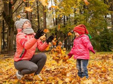 Zabawy na świeżym powietrzu to jeden ze sposobów na wzmocnienie odporności dziecka (fot. pixabay)