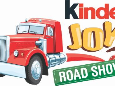 Kinder Joy Road Show to ciekawe atrakcje dla dzieci, które dostępne są bezpłatnie (fot. mat. organizatora)