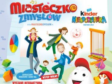 Miasteczko Zmysłów powstanie w Browarze Obywatelskim w Tychach (fot. mat. organizatora)