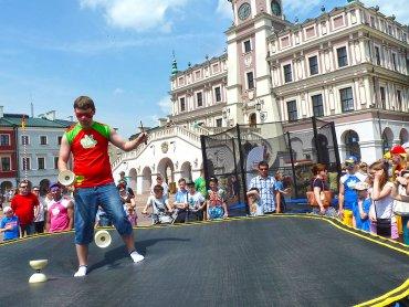 Zabawa z Kinder Joy potrwa cały dzień w Chorzowie i Bytomiu (fot. mat. organizatora)