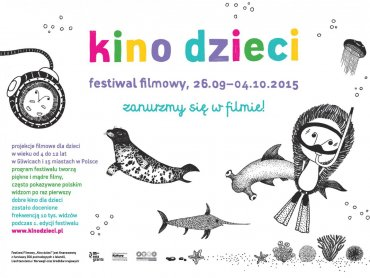 Kino Dzieci to festiwal dobrego i wartościowego kina dla młodych widzów (fot. mat. organizatora)
