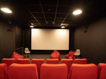 Najmniejsze kino na Śląsku pomieści 20 osób (fot. mat. organizatora)