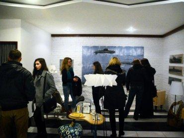 Te warsztaty prowadzą artystki - absolwentki ASP, właścicielki galerii (fot. materiały Galerii Sztuki Klakier)