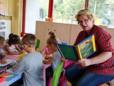 Klub Malucha to bezpłatne zajęcia dla dzieci i rodziców (fot. mat. organizatora)