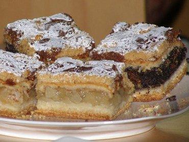 Z makiem, serem, jabłkami lub z posypką bez nadzienia - takie są odmiany kołocza śląskiego (fot. wikipedia)