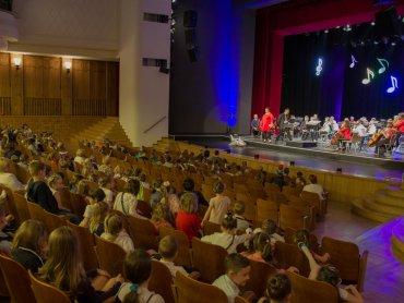 """Koncert symfoniczny pt. """"Zimowy wiatr na instrumentach gra"""" odbędzie się 5 grudnia w Pałacu Kultury Zagłębia (fot. mat. PKZ)"""
